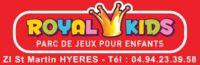 Parc de jeux pour enfants à Hyères